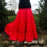 Odelia – červená